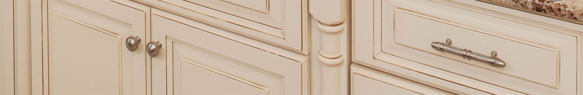 Finish Options & Custom Cabinet Door Finishes   Stained Painted Distressing