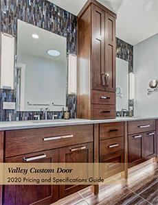 Valley Custom Door 2020 Pricing & Spec Guide